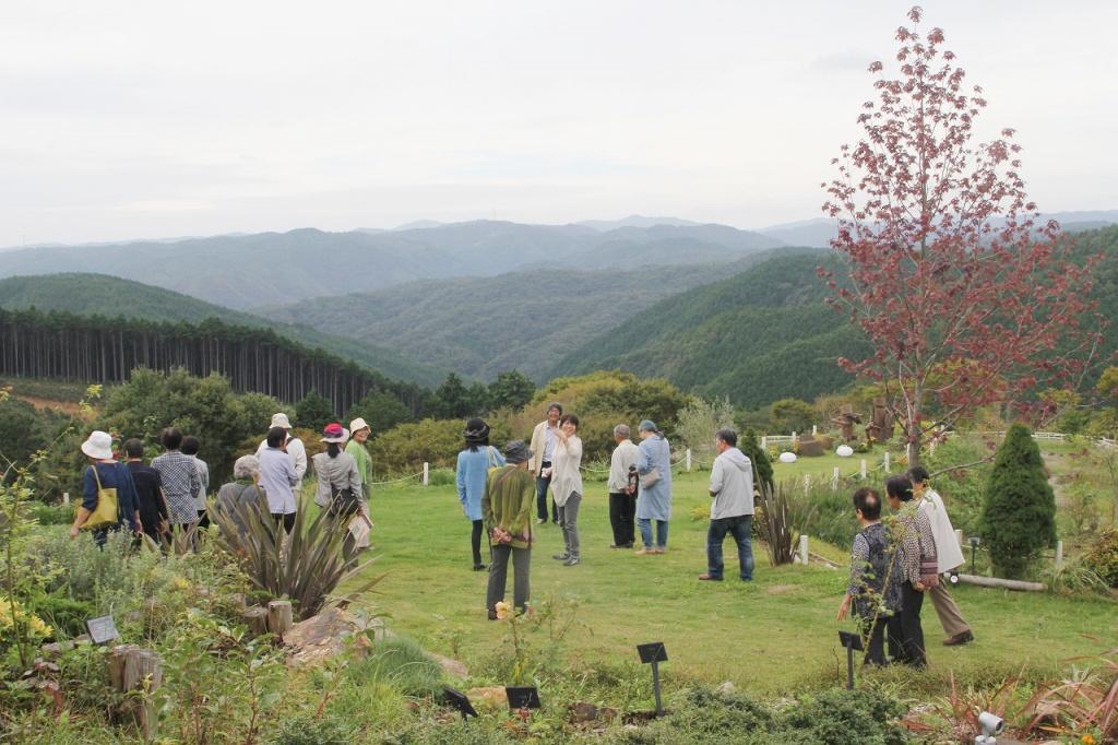 ガーデン鑑賞会